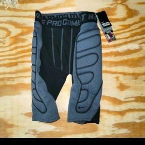 NWT Nike Combat Pro Baseball Shorts